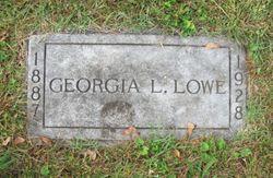 Georgia Lee <I>Roach</I> Lowe
