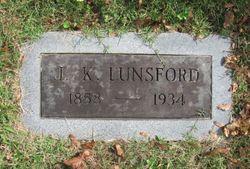 James K Lunsford