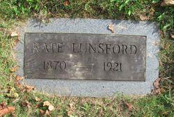 Katie <I>Childrey</I> Lunsford
