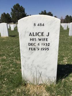 Alice J Gaskill