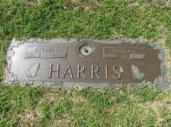 Luther F Harris