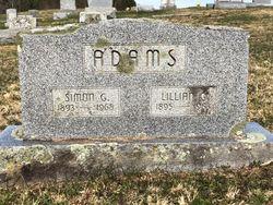 Lillian G. <I>Turner</I> Adams