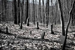 Red Ash Island Cemetery