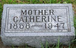 Catherine <I>Shafer</I> Peve