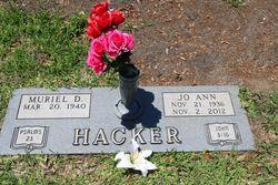 Jo Ann <I>Luco</I> Hacker