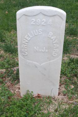 Pvt Cornelius Bayard