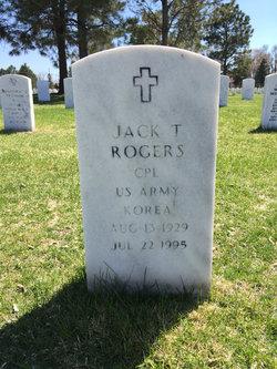 Jack T. Rogers