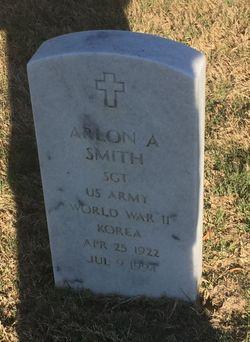 Arlon A Smith