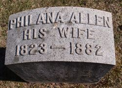 Philena H <I>Allen</I> Ainsworth