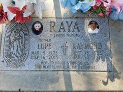 "Guadalupe ""Lupe"" <I>Garcia</I> Raya"