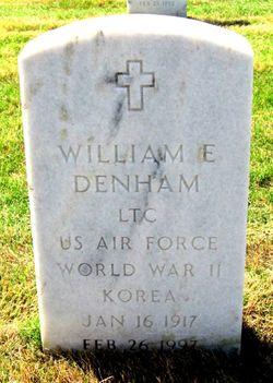 William E Denham