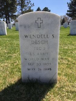 Wendell S Desch