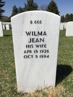 Wilma Jean <I>Hall</I> DeWolf