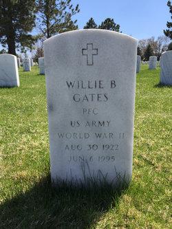 Willie B Gates