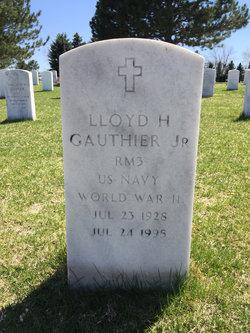 Lloyd H Gauthier, Jr