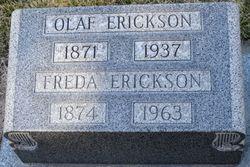 """Olaf """"Ole"""" Erickson"""