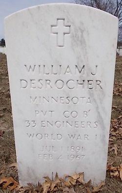 William Joseph Desrocher