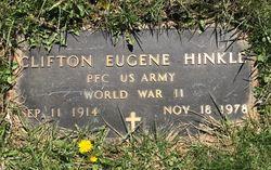 Clifton Eugene Hinkle