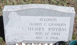 Henry Roybal