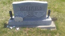 Robert Molloy Wakefield, Sr