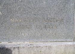 """Margaret """"Maggie"""" <I>Barron</I> Taylor"""