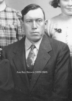 Asa Ray Brown