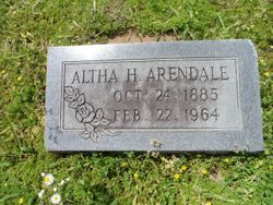 Altha H. Arendale