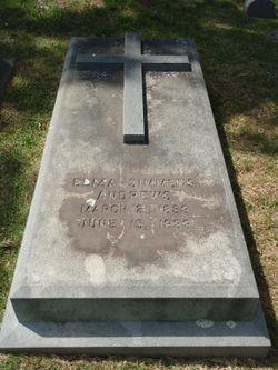 Eliza Humphrey <I>Simmons</I> Andrews
