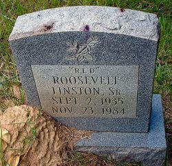 """Roosevelt """"Red"""" Linston, Sr"""