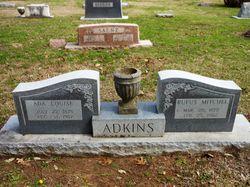 Ada Lou <I>Shurett</I> Adkins