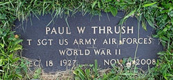 Paul W. Thrush