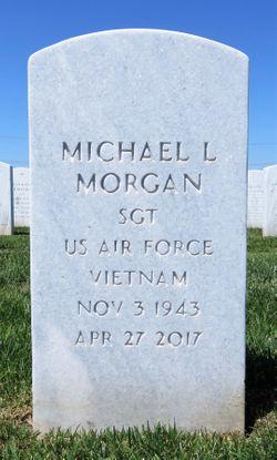 SGT Michael Lee Morgan