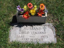 """Calogero """"Carl"""" Italiano"""
