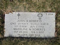 John R Roberts