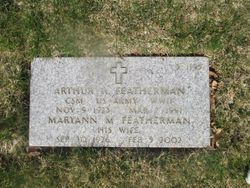 Arthur R Featherman