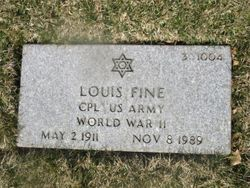 Louis Fine