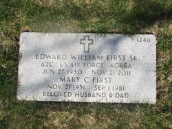 Mary C First