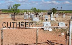 Cuthbert Cemetery