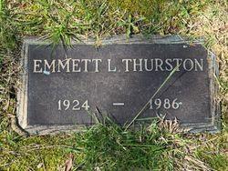 Emmett Louis Thurston