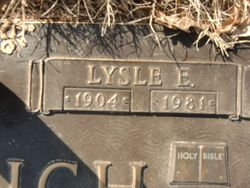 Lysle E Goodrich