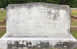 Erma Lucille <I>Jones</I> Ayres