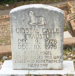 Crystal Gayle Frausto