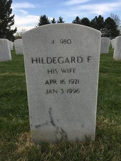Hildegard E Gardner