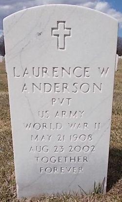 Laurence Willard Anderson