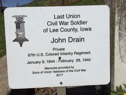 Corp John Drain