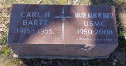 MAJ Mark W. Bartz