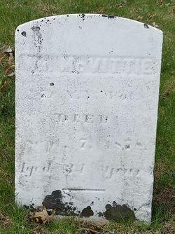PVT William McVittie