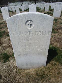 Benjamin Franklin Blue