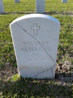 Wilbert Albert, Jr
