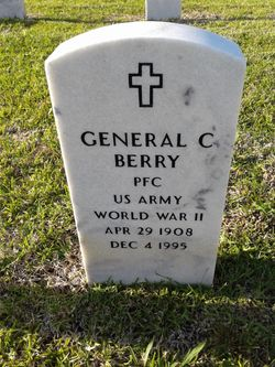 General C Berry